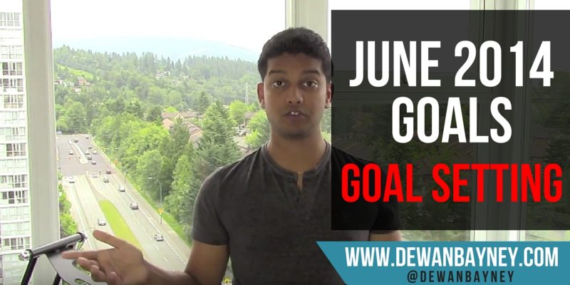 Dewan Bayney -June 2014 goals