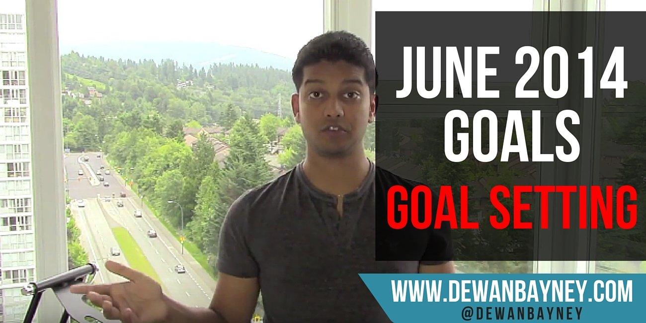 Dewan Bayney -June 2014 goals